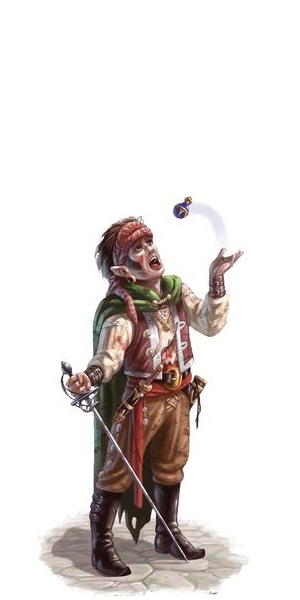 Pathfinder Character Creation